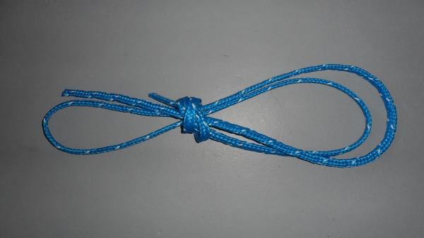 Flachschnur - Hohlgeflecht PE-Monofilament