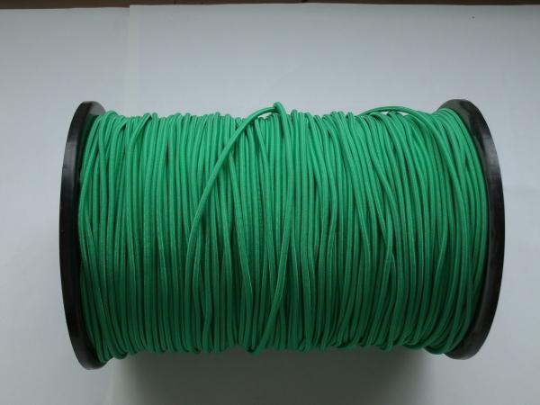 Gummiseil 4mm, grün, ca. 350m