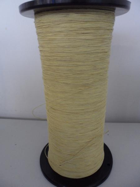 Kevlarschnur ø0,8mm, gelb