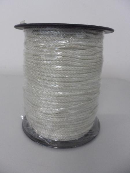 PES-Flechtschnur ø2,5mm, weiß