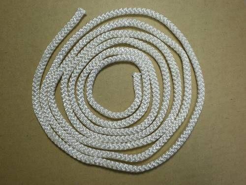 Polyamidflechtschnur, weiß, 8 x 3500mm